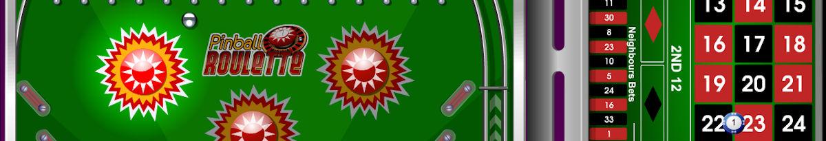 Pinball ruleta